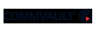 Commvault website homepage