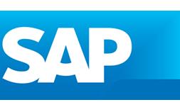 SAP website homepage