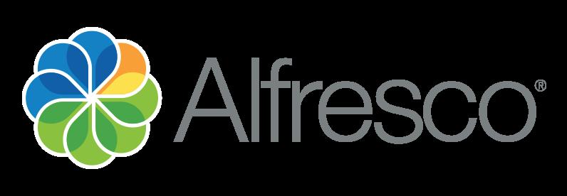 Alfresco Website Homepage
