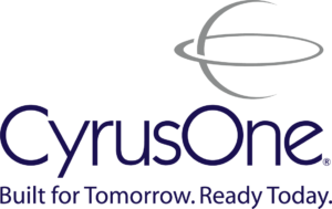 CyrusOne homepage website