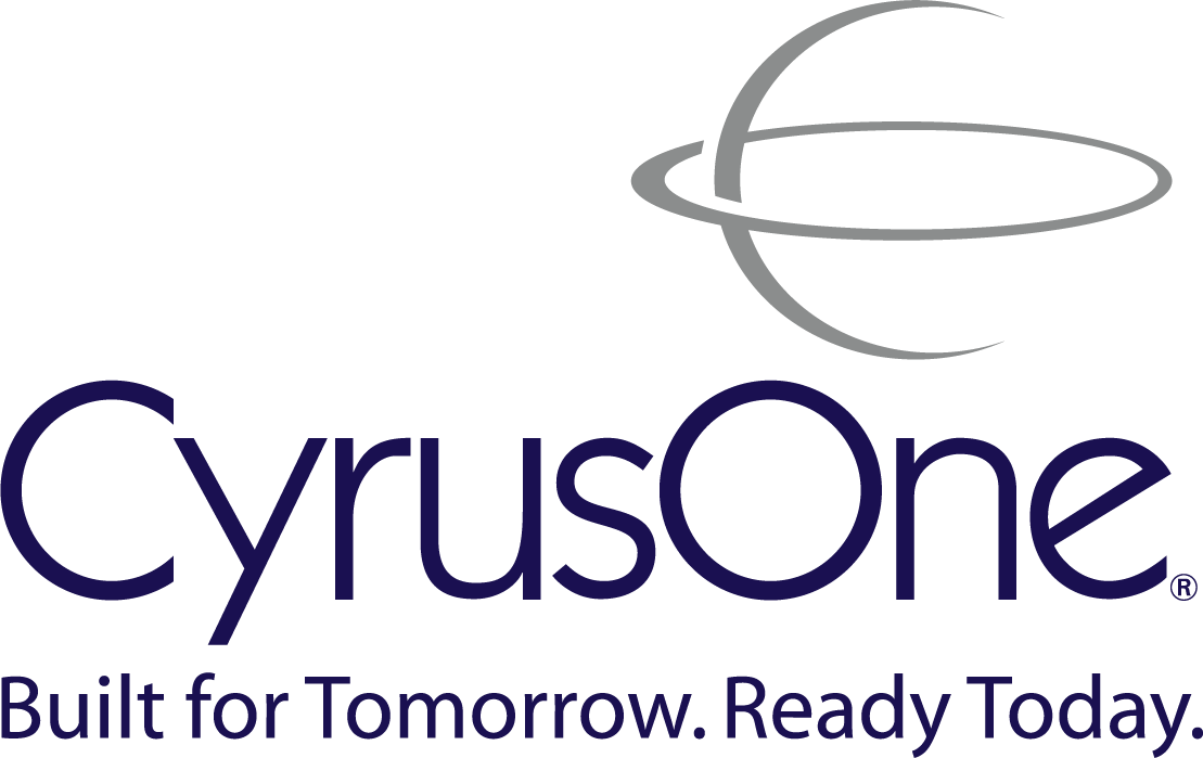 CyrusOne website homepage