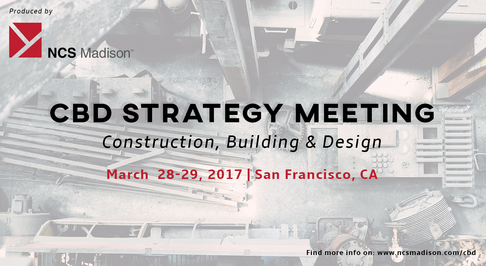 The Inaugural Construction, Building, & Design Strategy Meeting
