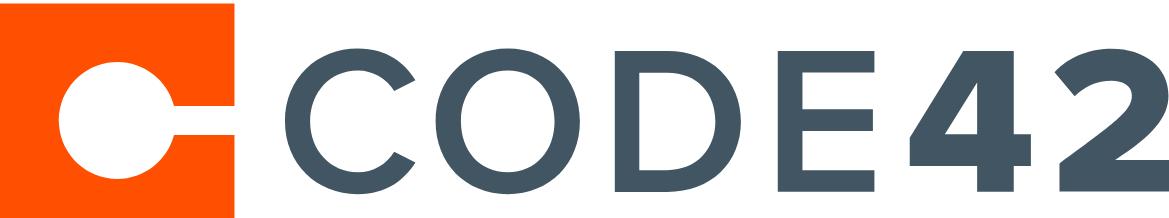 Code42 website homepage