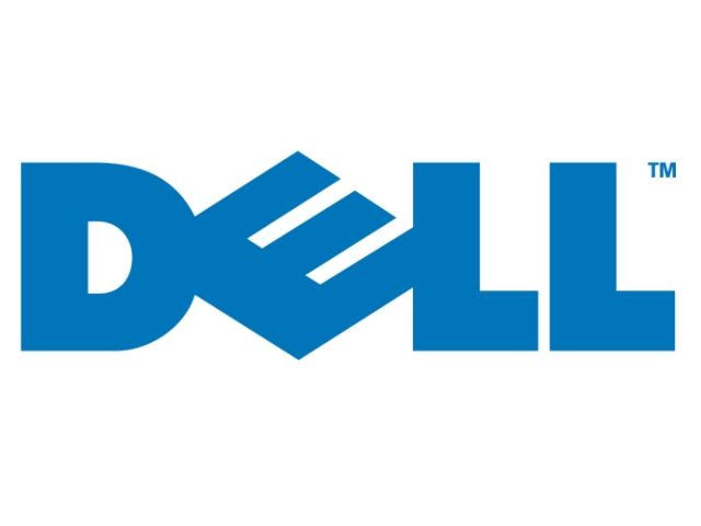 Dell website homepage