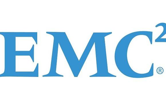EMC website homepage