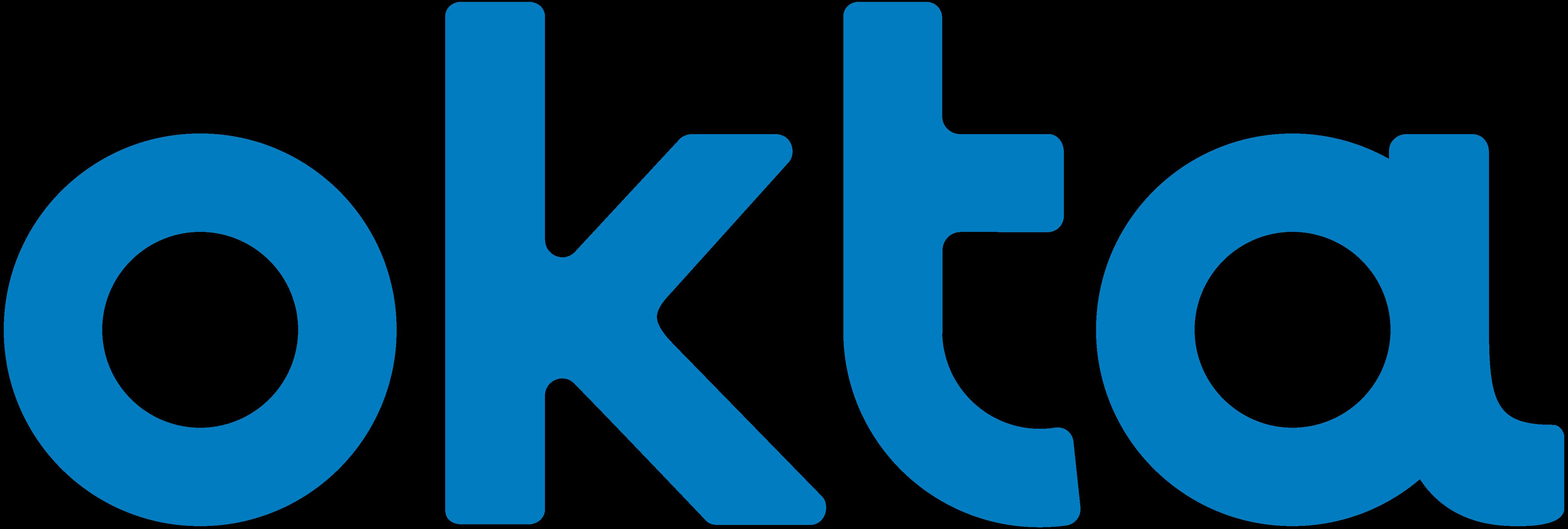 Okta website homepage