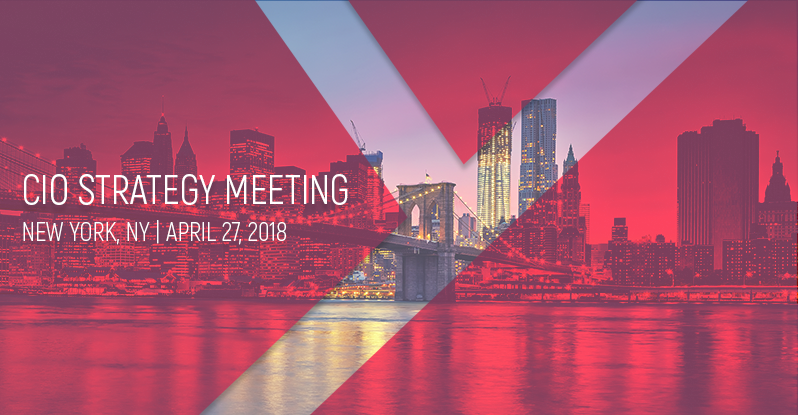 What to Expect at the New York CIO Strategy Meeting