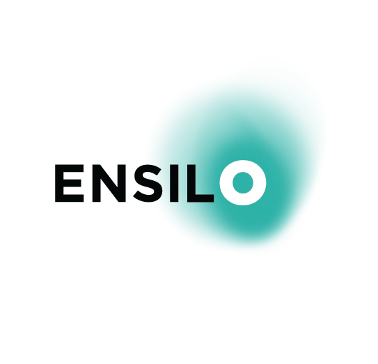 Ensilo website homepage