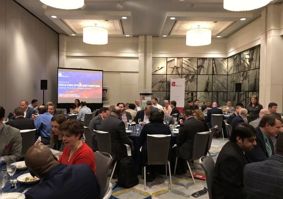 Boston CIO & CISO Strategy Meeting 2019 Highlights