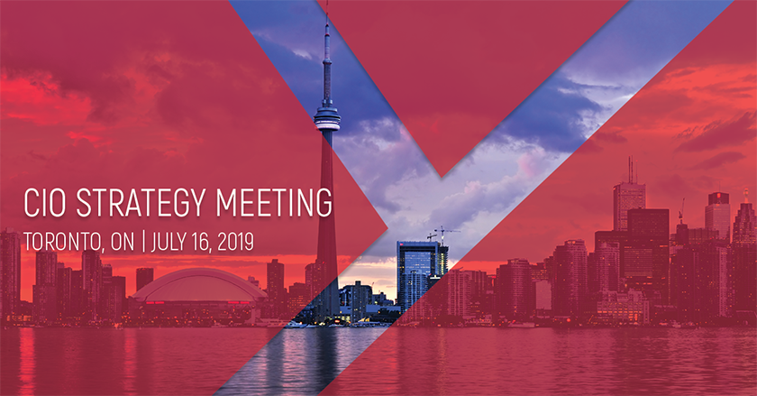 Toronto CIO 2019 Post-Event Highlights