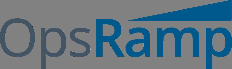 OpsRamp logo