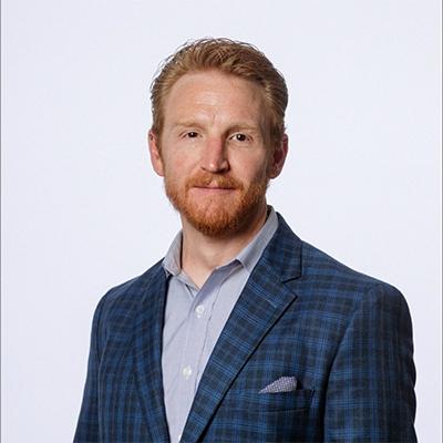 Matt Bergen Headshot